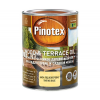 Pinotex Wood & Terrace Oil / Пинотекс Вуд энд Терас Ойл масло для террас и садовой мебели